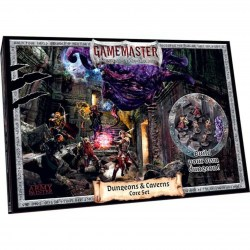 The Army Painter - Gamemaster Dungeons & Caverns Core Set in Army Painter