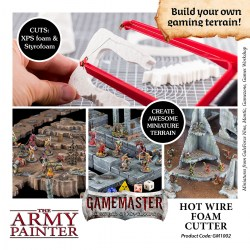 The Army Painter - GameMaster Hot Wire Foam Cutter in Army Painter Tools & Misc
