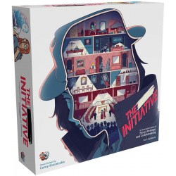 (Pre-order) The Initiative Board Game (2021) - настолна игра