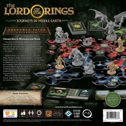 The Lord of the Rings: Journeys in Middle-earth - Shadowed Paths Expansion (2020)