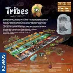 Tribes: Dawn of Humanity (2018) Board Game