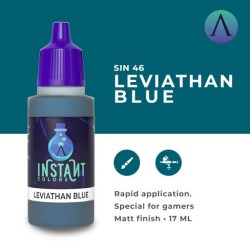 Scale75 Instant Colors - Leviathan Blue (17ml) в Акрилни бои Scale75