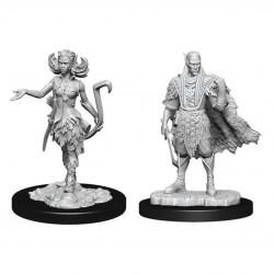 Dungeons & Dragons Nolzur`s Marvelous Miniatures: Wave 15 Autumn Eladrin & Summer Eladrin в D&D и други RPG / D&D Миниатюри