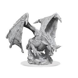 Dungeons & Dragons Nolzur`s Marvelous Miniatures: Wave 15 Young Blue Dragon в D&D и други RPG / D&D Миниатюри