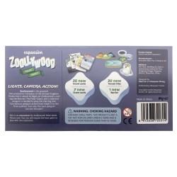 Zoollywood + Miniature Pack & Expansion Bundle (2020) - настолна игра