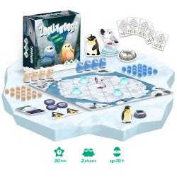 Zoollywood + Miniature Pack Bundle (2020) - настолна игра