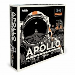 Apollo: A Game Inspired by NASA Moon Missions (2020) - кооперативна настолна игра