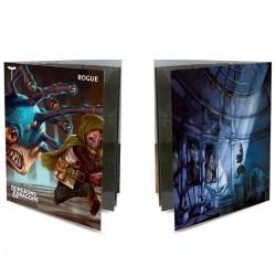 Ultra Pro Dungeons & Dragons Character Folio With Stickers - Rogue в D&D и други RPG / D&D карти и аксесоари