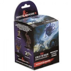Dungeons & Dragons Fantasy Miniatures: Icons of the Realms - Monster Menagerie 2 Booster (4 миниатюри) в D&D и други RPG / D&D Миниатюри / Icons of the Realms