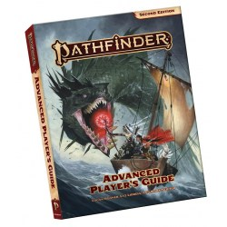 Pathfinder RPG 2nd Edition: P2 Advanced Player Guide Pocket Edition (Softcover, 2021) в D&D и други RPG / Pathfinder 2nd Edition