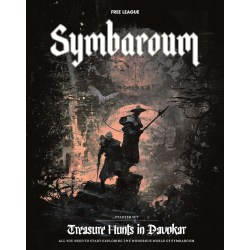 Symbaroum RPG: Treasure Hunts in Davokar Starter Set in Other RPGs