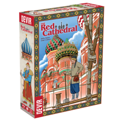 The Red Cathedral (2020) - настолна игра