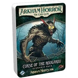 Arkham Horror: The Card Game - Curse of the Rougarou Standalone Adventure