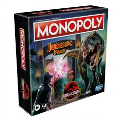 Monopoly: Jurassic Park Edition (2021) - настолна игра