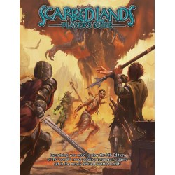 Dungeons & Dragons RPG 5th Edition: Scarred Lands Player's Guide (5E Hardcover, Onyx Path Publishing) в D&D и други RPG / D&D 5th Edition / D&D други правила