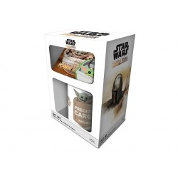 Pyramid Gift Set - Star Wars The Mandalorian (The Child) in Gifts