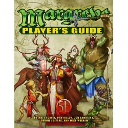 Dungeons & Dragons RPG 5th Edition: Margreve Player's Guide (5E Softcover, Kobold Press) в D&D и други RPG / D&D 5th Edition / D&D други правила