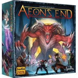 Aeon's End (2017, Second Edition) - кооперативна настолна игра с карти