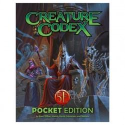 Dungeons & Dragons RPG 5th Edition: Creature Codex Pocket Edition (5E Softcover, Kobold Press) в D&D и други RPG / D&D 5th Edition / D&D други правила
