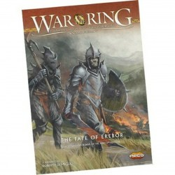 (Pre-order) War of the Ring: The Fate of Erebor Expansion (2021)