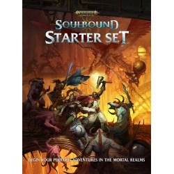 Warhammer Age of Sigmar: Soulbound RPG Starter Set in Other RPGs