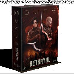 (Pre-order) Dune: Betrayal (2021) - настолна игра