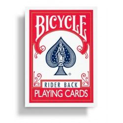 Bicycle Standard Rider Back Card Deck - Red в Карти за игра