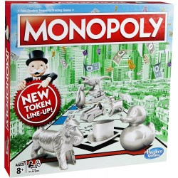 Monopoly Classic (2021 Edition) Board Game