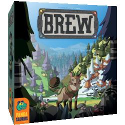 Brew (2021) - настолна игра