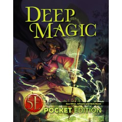 Dungeons & Dragons RPG 5th Edition: Deep Magic Pocket Edition (5E Softcover, Kobold Press) in D&D Other Rulebooks