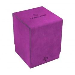 Gamegenic Squire Deck Holder (100+) - Purple в Кутии за карти