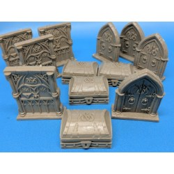 Sword & Sorcery: Sword Sorcery Doors and Chests Pack