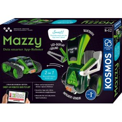 Mazzy (German Edition) - а programmable robot in Gifts