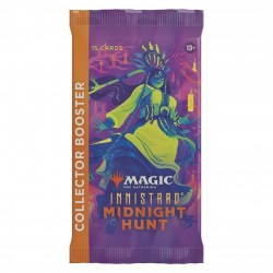 (Pre-order) MTG: Innistrad: Midnight Hunt Collector's Booster (1) in Magic: the Gathering