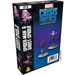 Marvel: Crisis Protocol – Spider-Man and Ghost-Spider Expansion (2020) в Marvel: Crisis Protocol