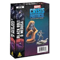 Marvel: Crisis Protocol – Black Bolt and Medusa Expansion (2021)