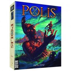 [Увредена кутия, запечатана] Polis (2020) - настолна игра