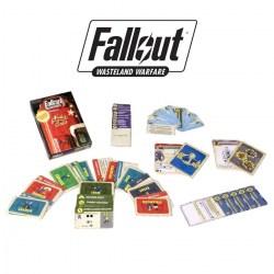Fallout: Wasteland Warfare - Raiders Wave Card Pack Expansion