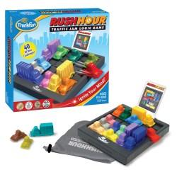 Rush Hour (2021) - пъзел с блокове