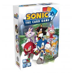 Sonic: The Card Game (2021) - настолна игра с карти