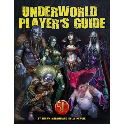 Dungeons & Dragons RPG 5th Edition: Underworld Player's Guide (5E Softcover, Kobold Press) в D&D и други RPG / D&D 5th Edition / D&D други правила