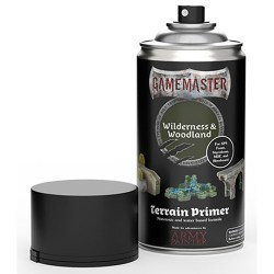The Army Painter - Gamemaster Terrain Primer: Wilderness & Woodland (300ml) в Army Painter спрейове