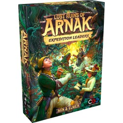 (Pre-order) Lost Ruins of Arnak: Expedition Leaders Expansion (2021) - разширение за настолна игра