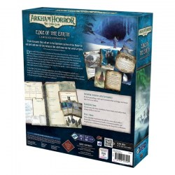 Arkham Horror: The Card Game - Edge of the Earth Campaign Expansion (2021) - разширение за настолна игра