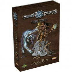 Sword & Sorcery: Hero Pack – Samyria the Druid/Shaman (2017)