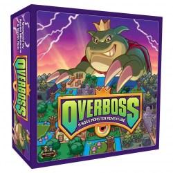 Overboss: A Boss Monster Adventure (2021) - настолна игра