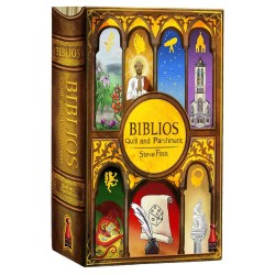 Biblios: Quill and Parchment (2021) - настолна игра