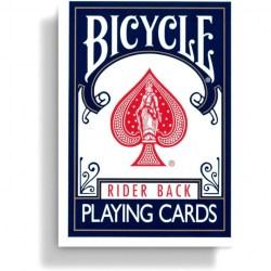 Bicycle Standard Rider Back Card Deck - Blue в Карти за игра