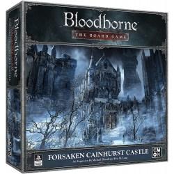 Bloodborne: The Board Game – Forsaken Cainhurst Castle Expansion (2021) - разширение за настолна игра