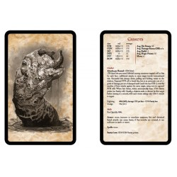Call of Cthulhu RPG: The Malleus Monstrorum Keeper Deck в D&D и други RPG / Други RPG